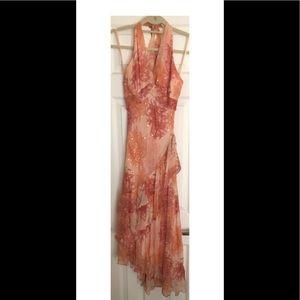 Beautiful Pink halter dress!